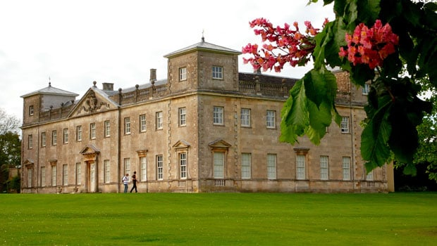 Lydiard House, home to the Viscounts Bolingbroke