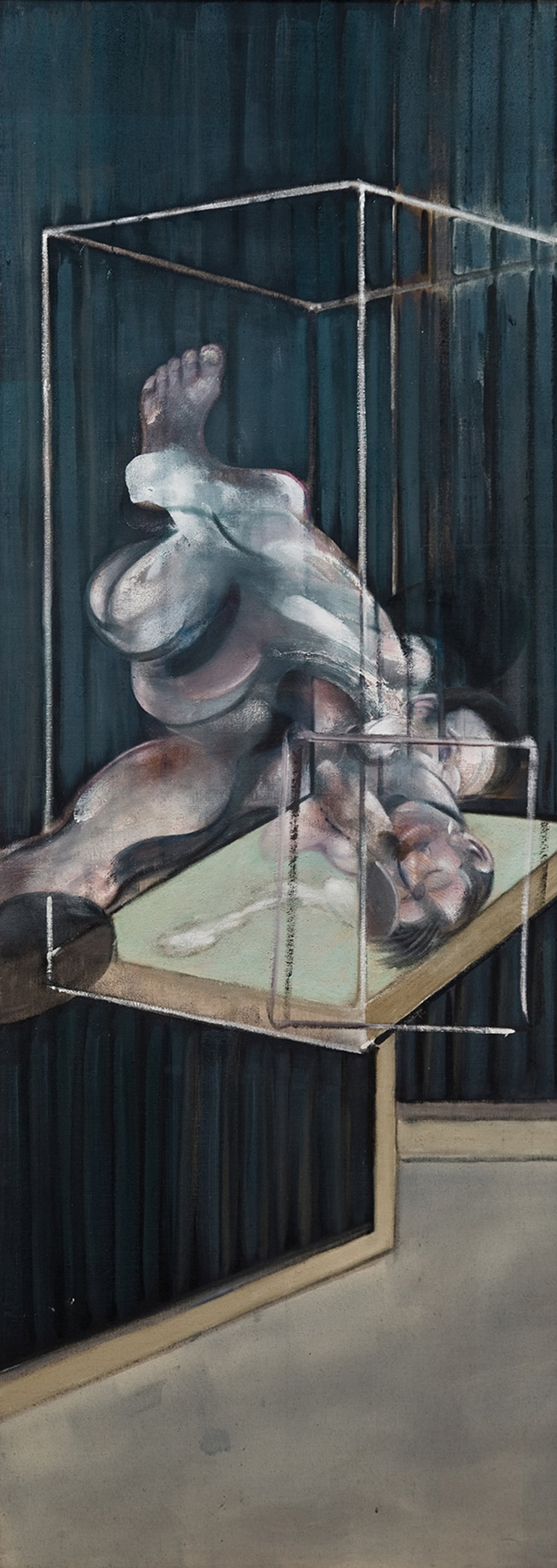 Francis Bacon, Two Figures, 1975, Private Collection