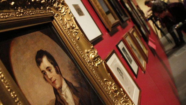 5.  Robert Burns Birthplace Museum, standard entry charge -