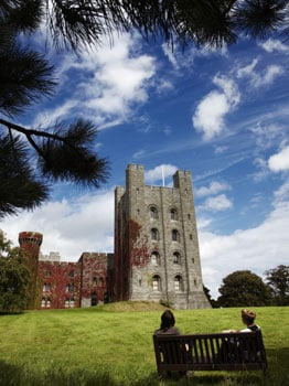 4. Penrhyn Castle, Bangor - Free entry with National Art Pass