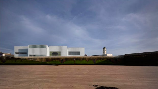 Turner Contemporary seen from Margate Beach