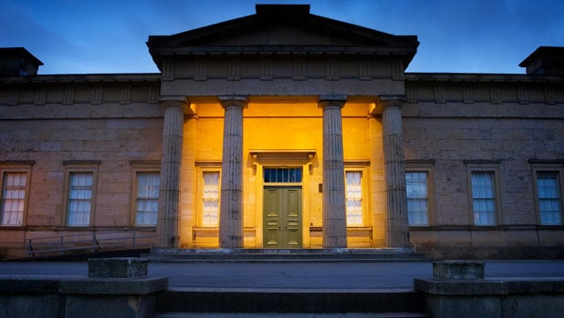 Landscape front image of the Yorkshire Museum