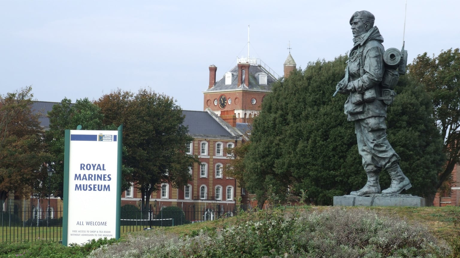 6. Royal Marines Museum, Southsea - Free entry and exhibitions with National Art Pass