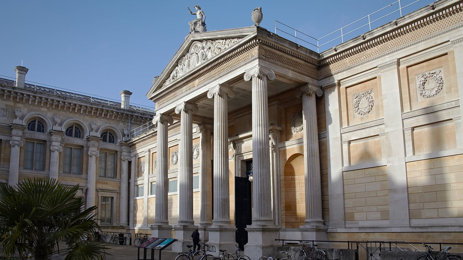 4. Ashmolean Museum, Oxford - 50% off exhibitions with National Art Pass
