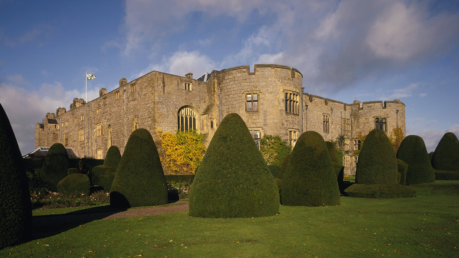 2. Chirk Castle, Wrexham - Free entry with National Art pass