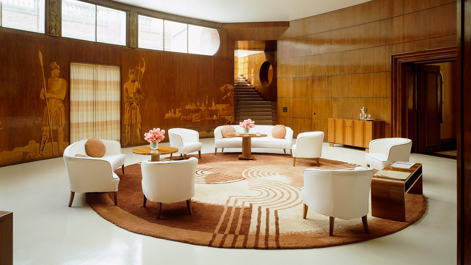 7. Eltham Palace, London - Free entry with National Art Pass