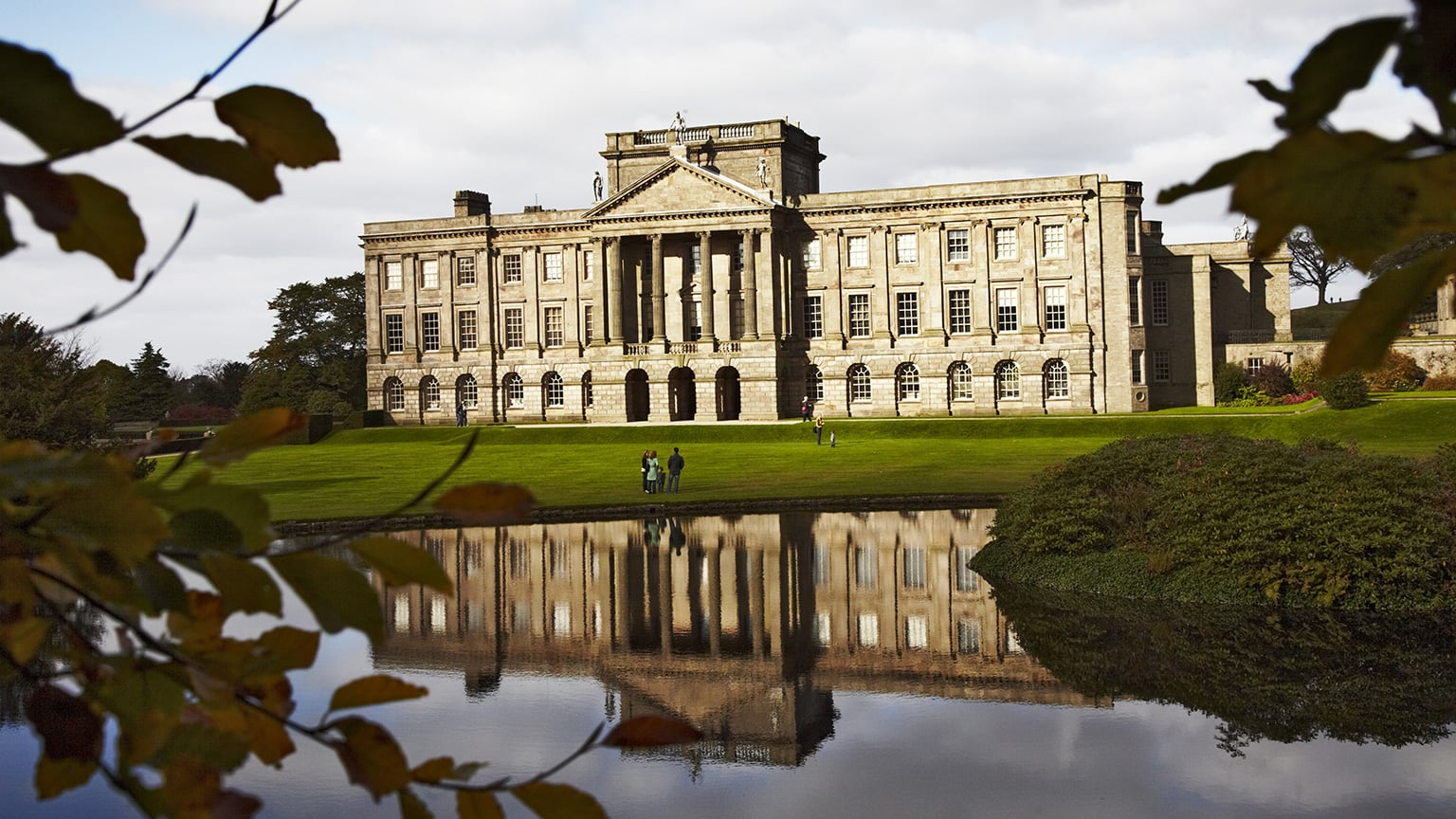 6. Lyme Park, Greater Manchester - Free entry with National Art Pass