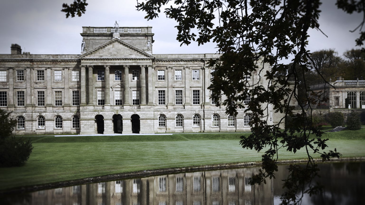 4) Lyme Park, Greater Manchester - Free entry with National Art Pass