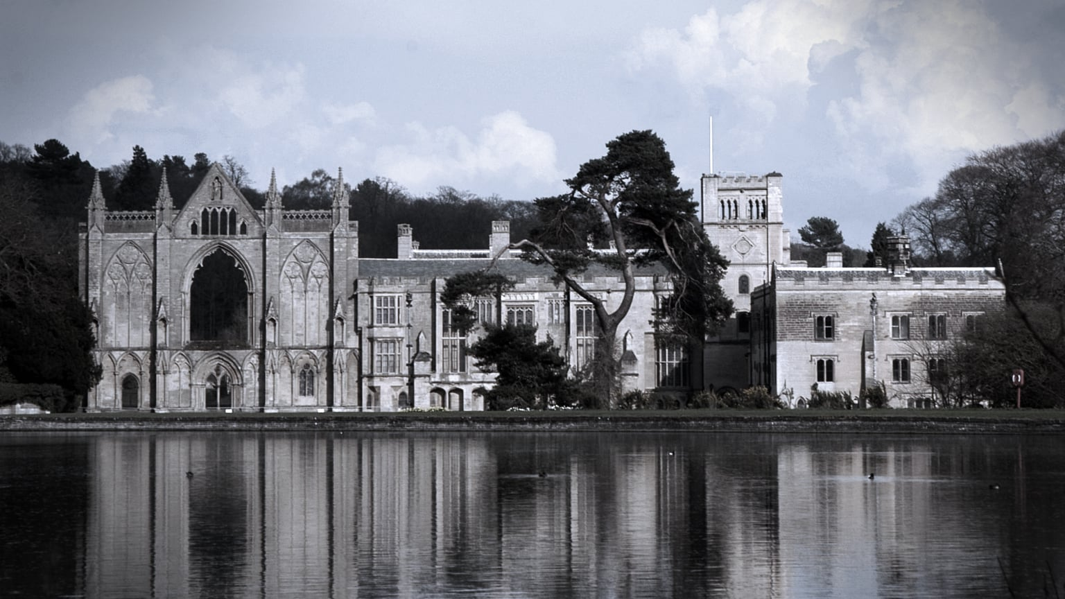 5) Newstead Abbey, Nottinghamshire - Free entry with National Art Pass