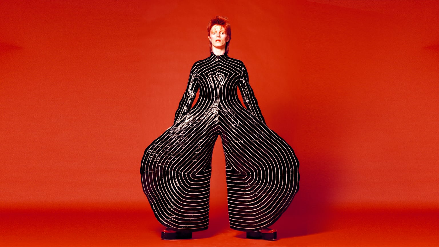 2. David Bowie is, Victoria and Albert Museum - 50% off with National Art Pass