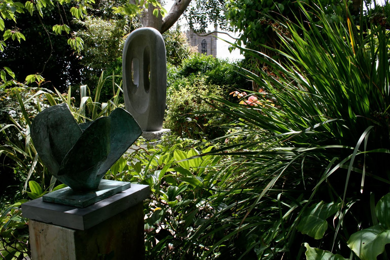 3. Barbara Hepworth Museum and Sculpture Garden, Cornwall - 50% off entry with National Art Pass