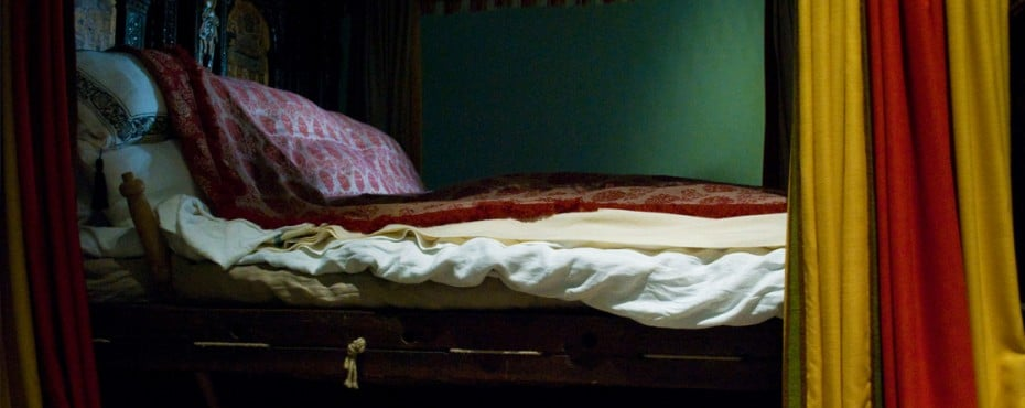 5. The Great Bed of Ware - Victoria and Albert Museum, London
