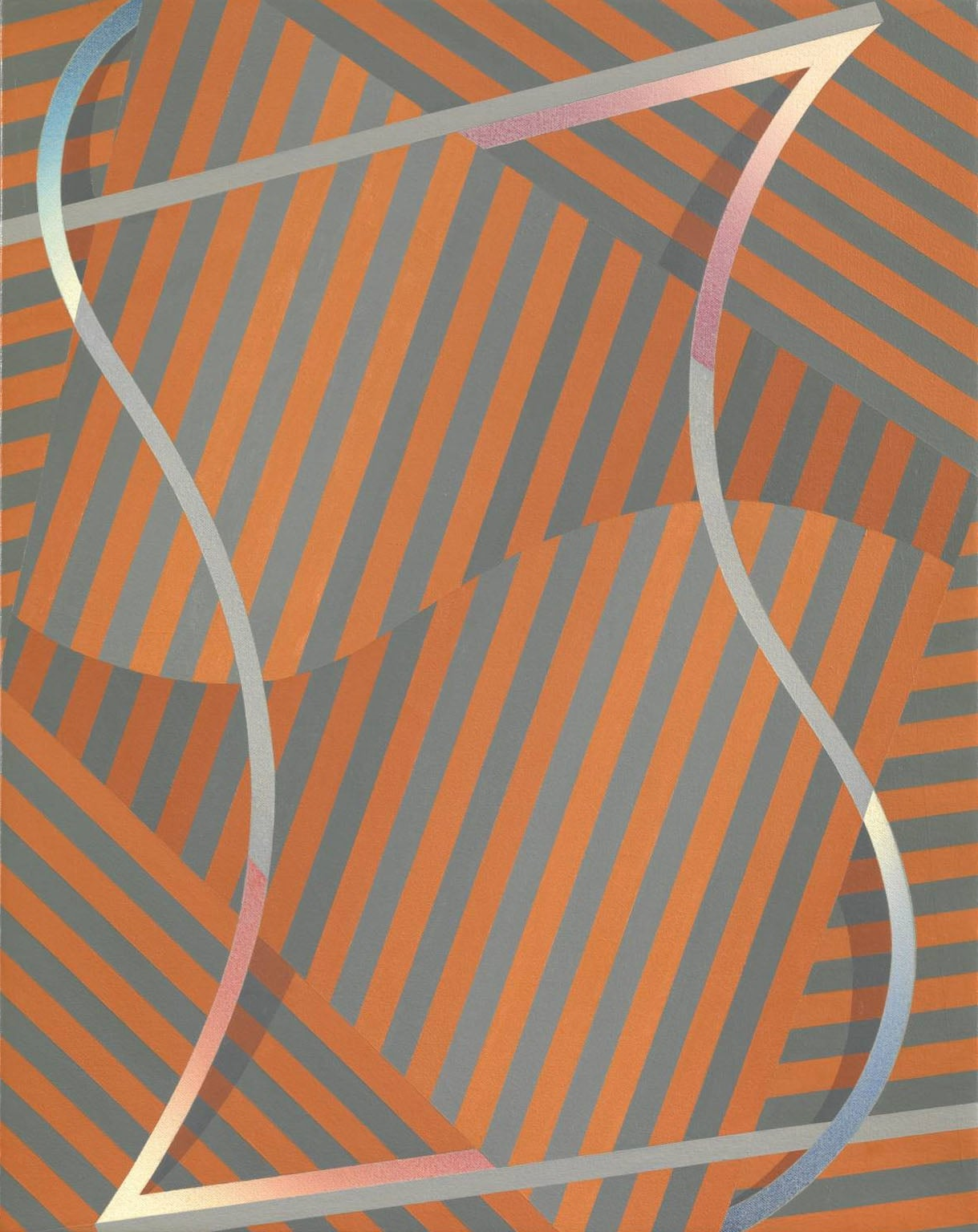 Tomma Abts, Zebe, 2010 - Tate © Tomma Abts
