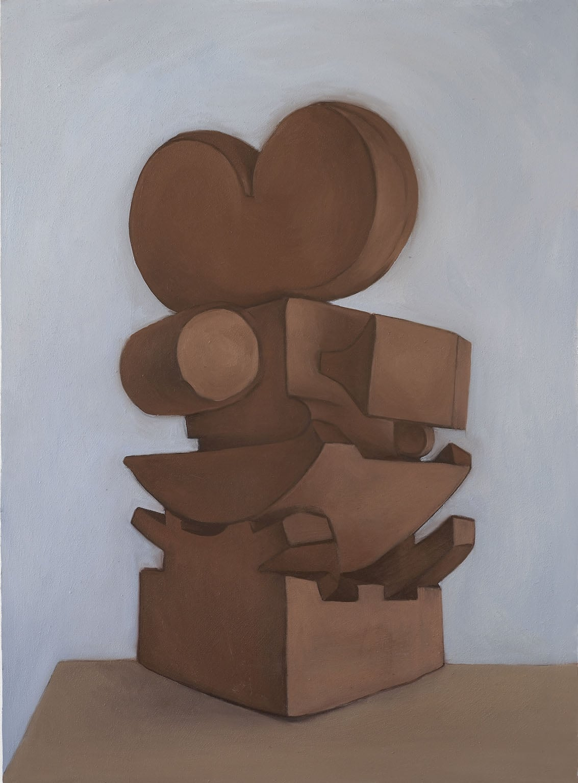 Catherine Story, Lovelock (I), 2010 - Private collection, London © Catherine Story
