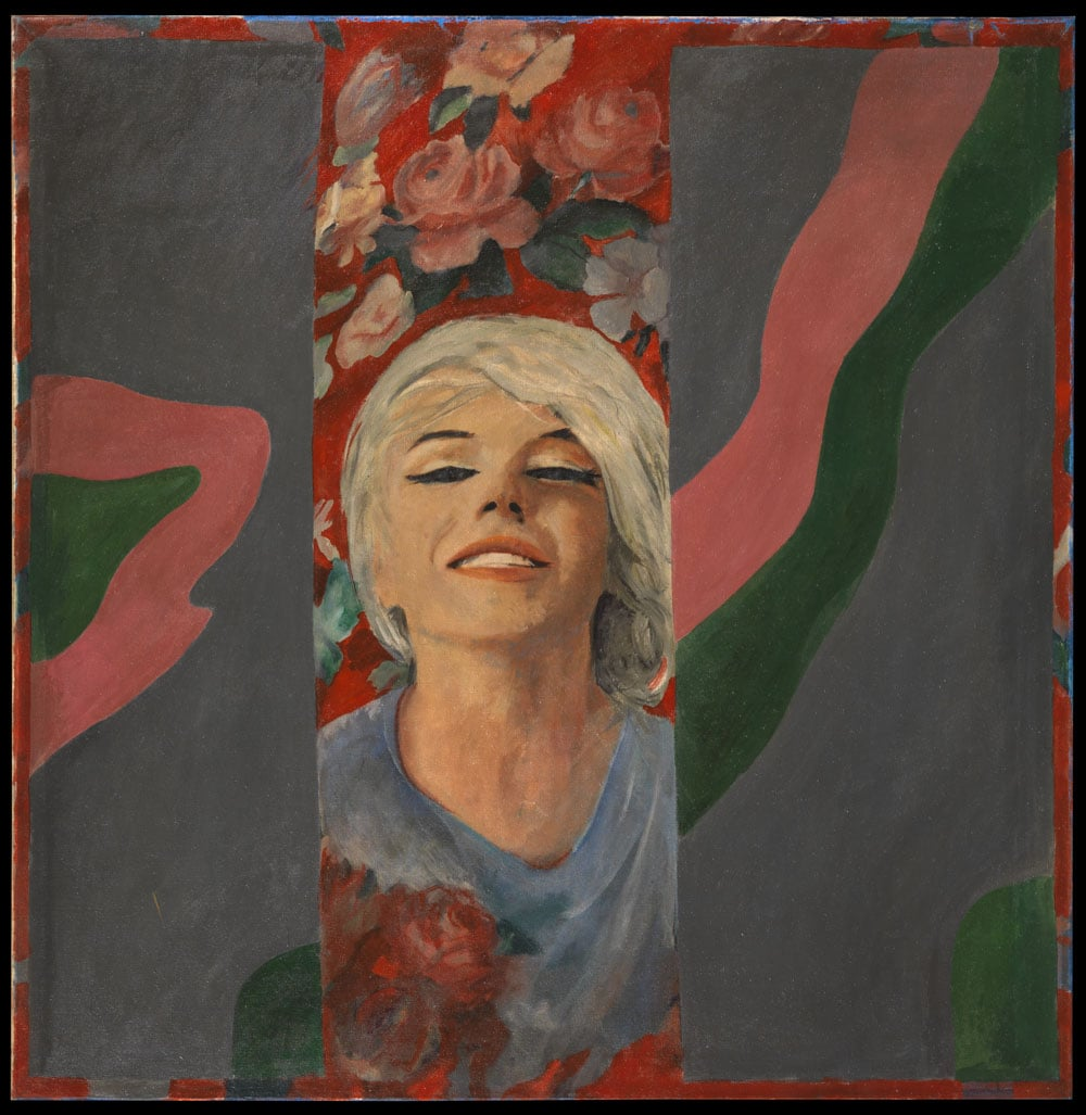 3. Pauline Boty - Colour Her Gone, 1962, Pallant House Gallery