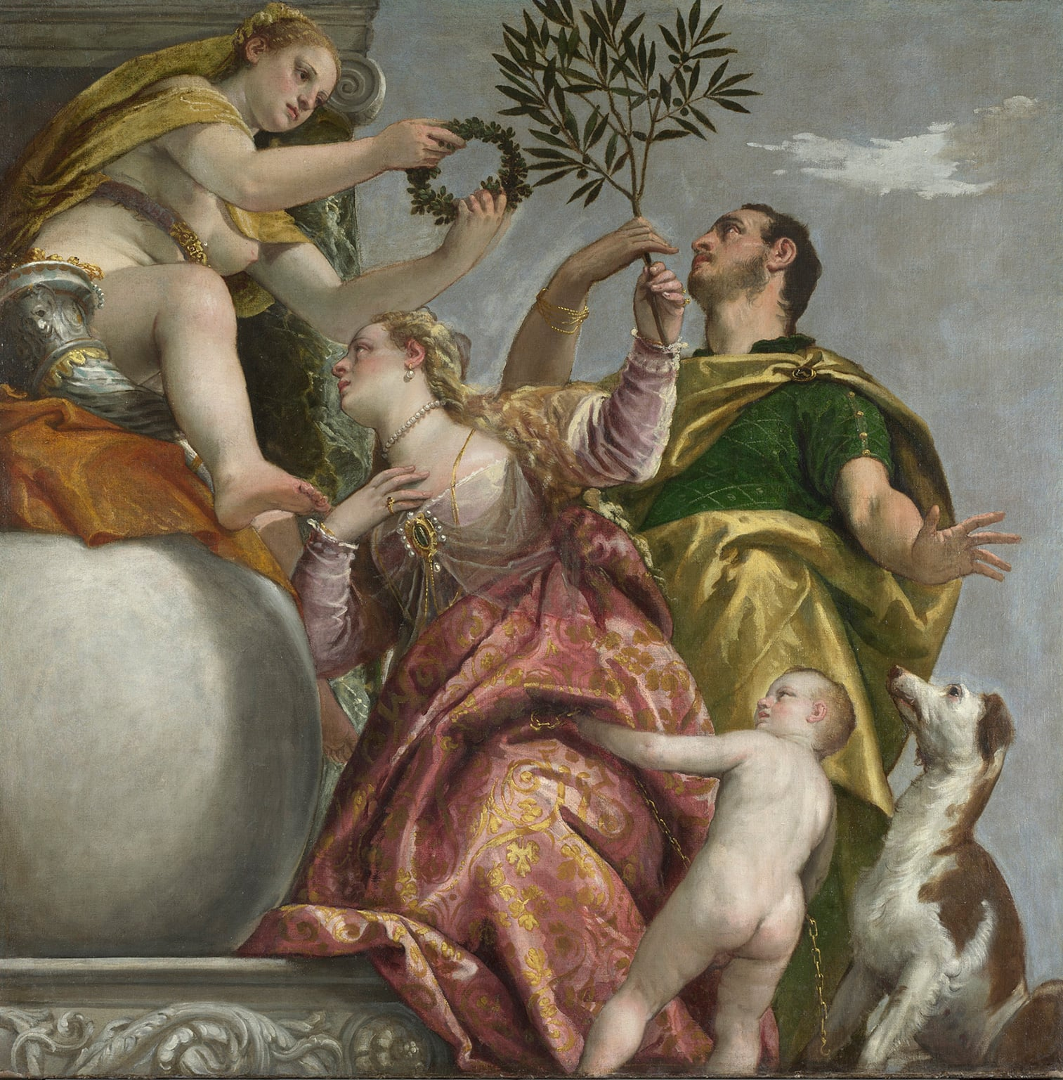 1. Veronese: Magnificence in Renaissance Venice - 19 March to 15 June 2014, National Gallery, London