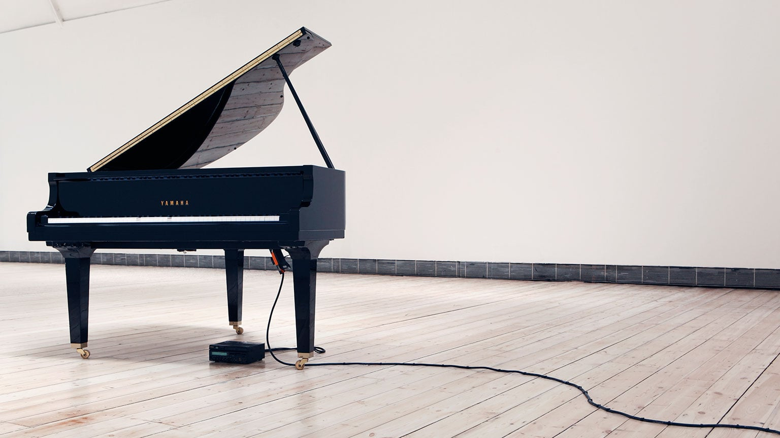 3. Edinburgh Art Festival, 31 July – 31 August 2014 - Katie Paterson, Earth Moon Earth (Moonlight Sonata Reflected from the Surface of the Moon) 2007. Photo © We are Tape; Courtesy of the artist