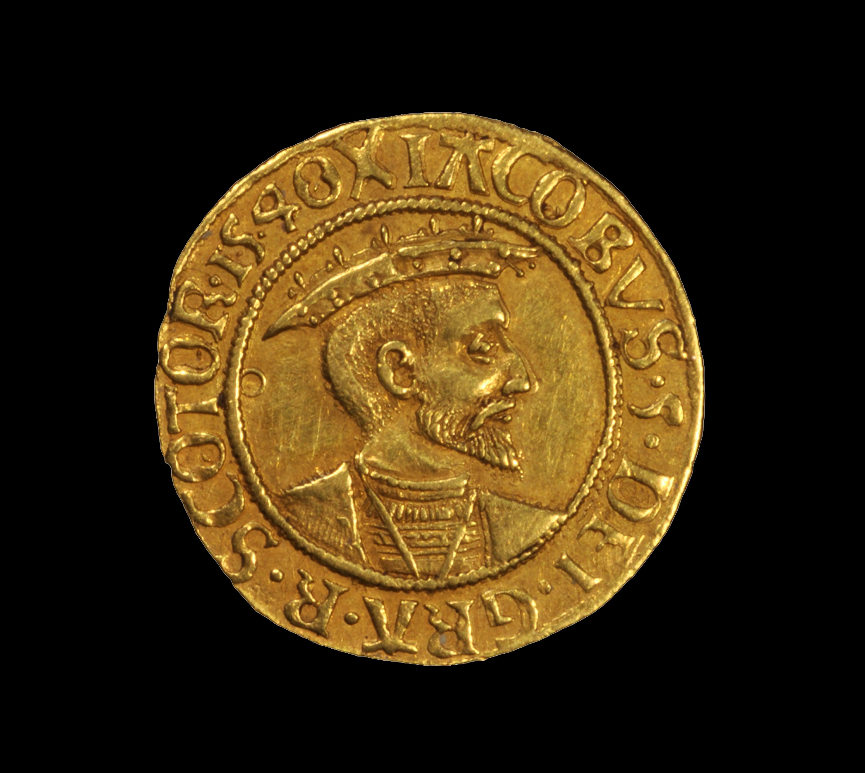 4. Scottish Gold, until 15 June 2014 - Hunterian Art Gallery, Glasgow. 50% off with National Art Pass