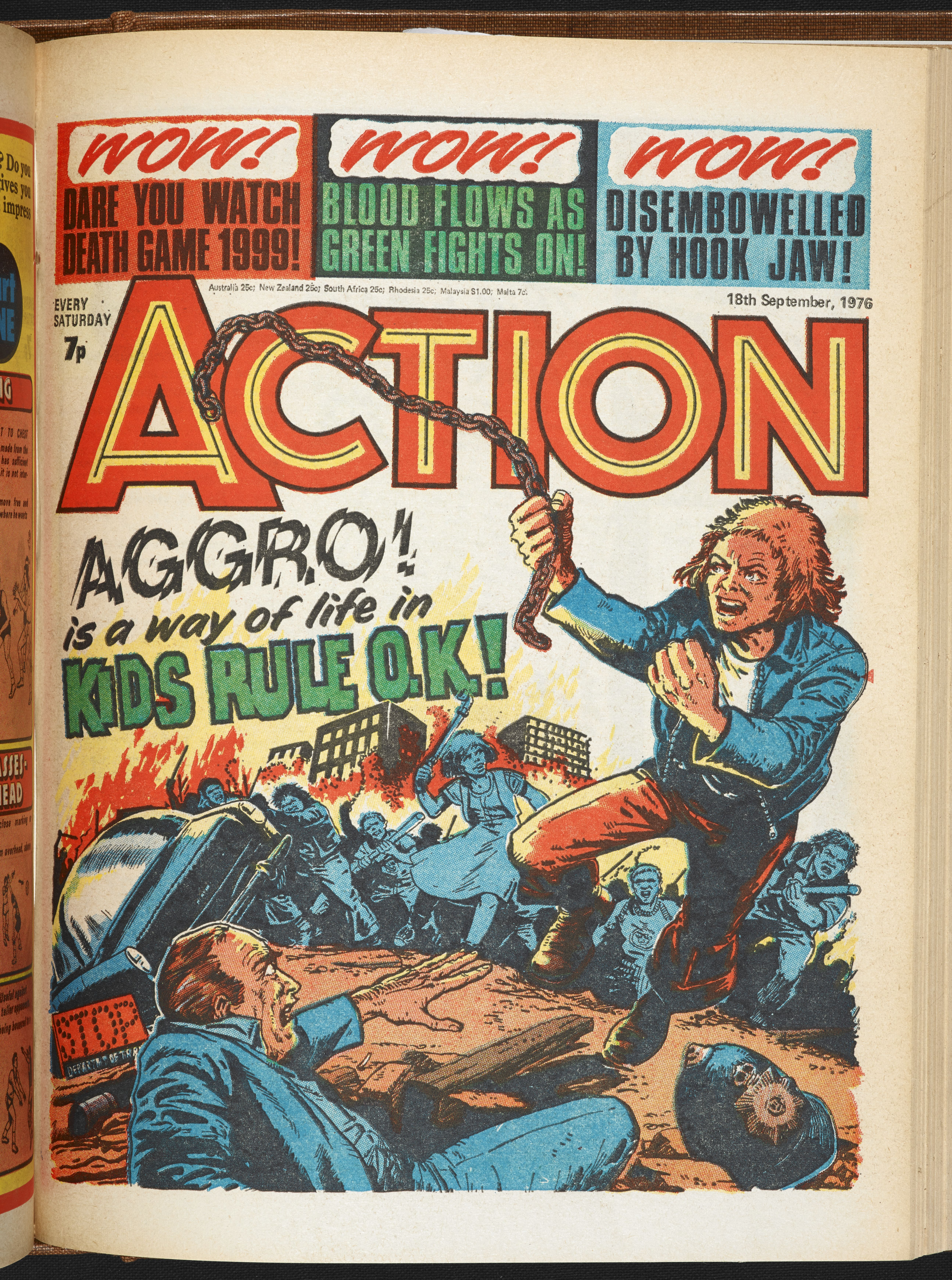 5. Action, 1976 -