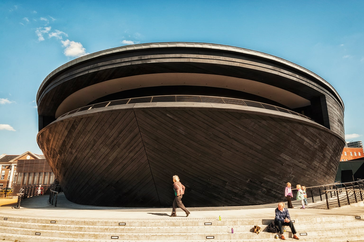 1. Mary Rose Museum, Hampshire (part of Portsmouth Historic Dockyard) - Free entry with National Art Pass