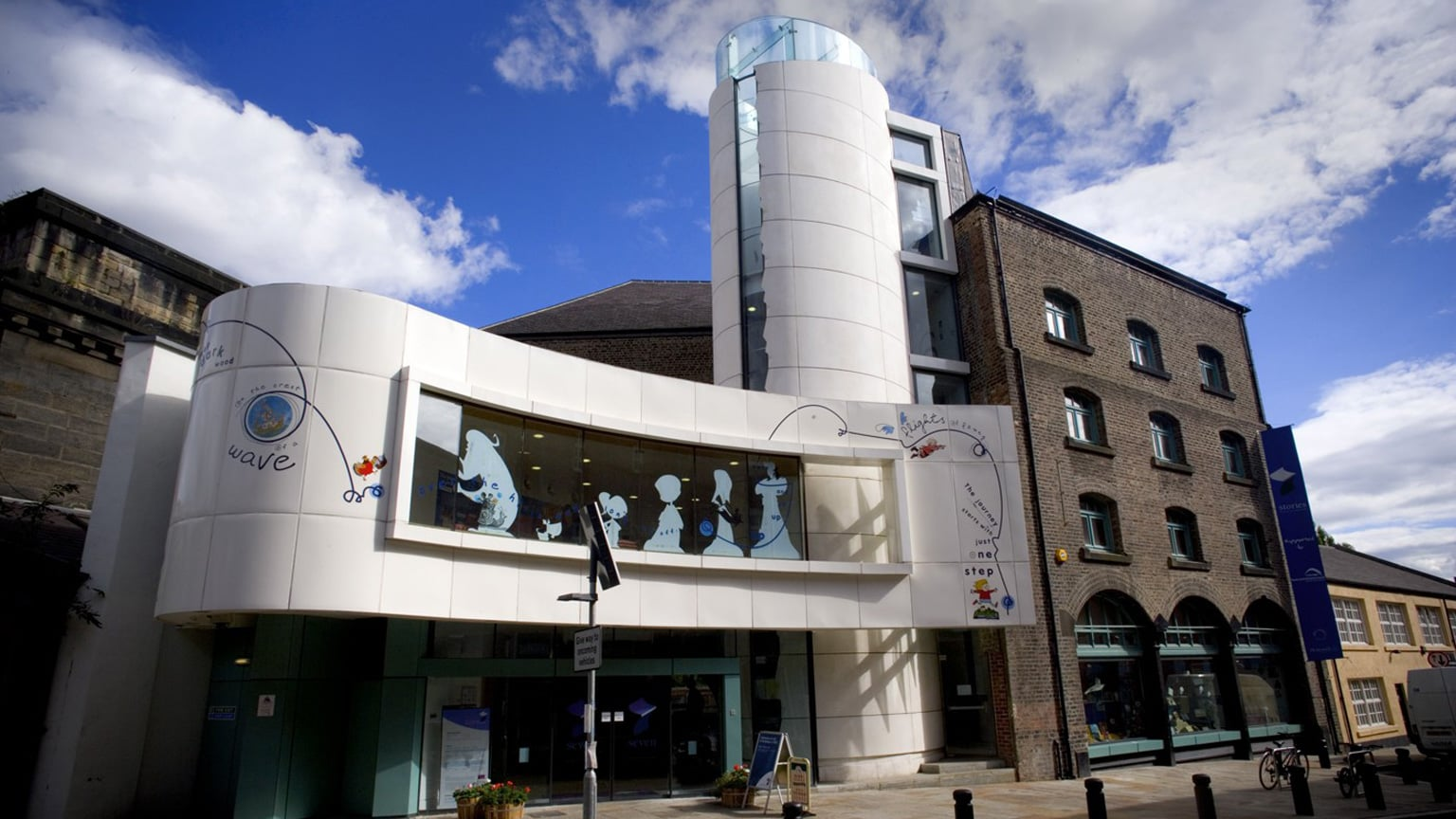 4. Seven Stories, Tyne and Wear - Free entry with National Art Pass