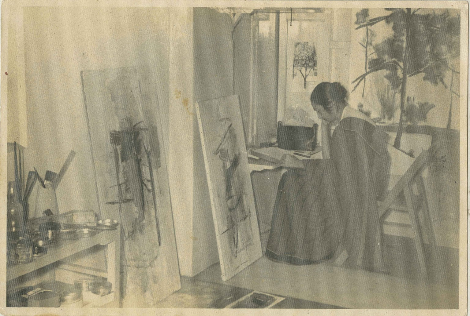 2. Nasreen Mohamedi, 6 June – 5 October 2014 - Tate Liverpool. 50% off with National Art Pass