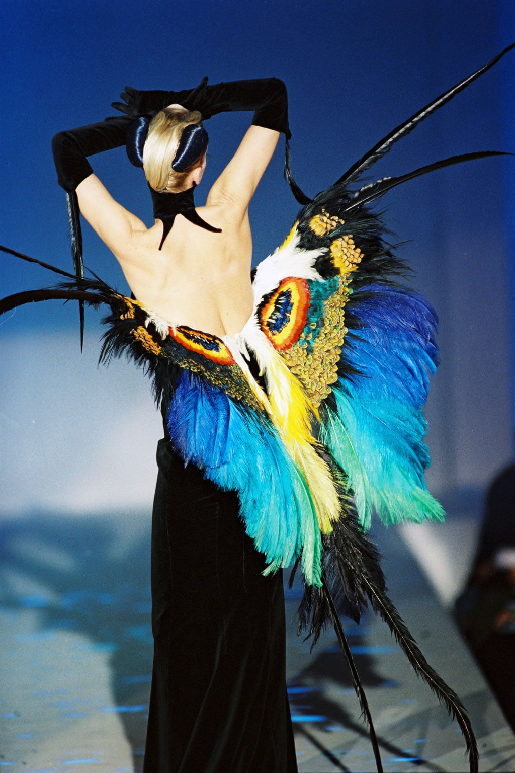 4. Birds of Paradise: Plumes and Feathers in Fashion, 25 Oct 2014 – 19 Apr 2015 - The Bowes Museum, County Durham. Free with National Art Pass