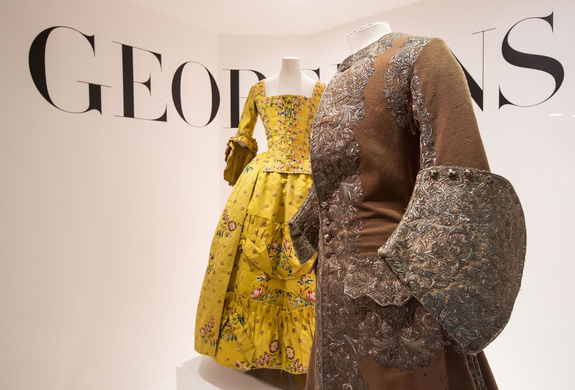 5. Georgians: Dress for Polite Society, 25 Jan 2014 – 1 Jan 2016 - Fashion Museum, Bath. Free entry with National Art Pass