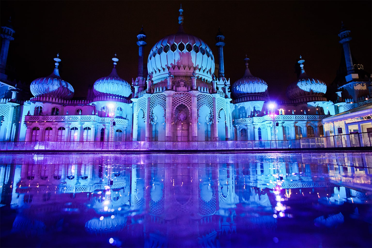 2. Royal Pavilion, Brighton - Free entry with National Art Pass