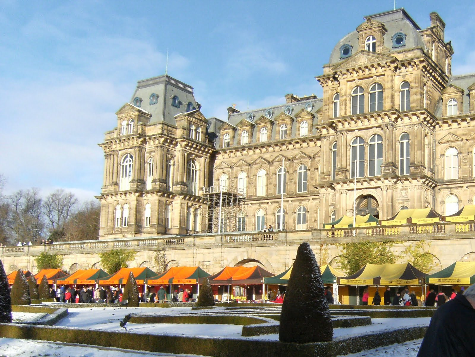 4. The Bowes Museum, County Durham - Free entry with National Art Pass