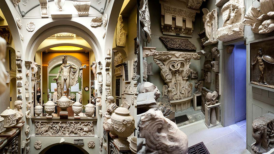5. Sir John Soane's Museum, London - Free entry to all