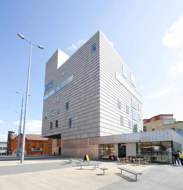 6. The New Art Gallery Walsall, West Midlands - Free entry to all