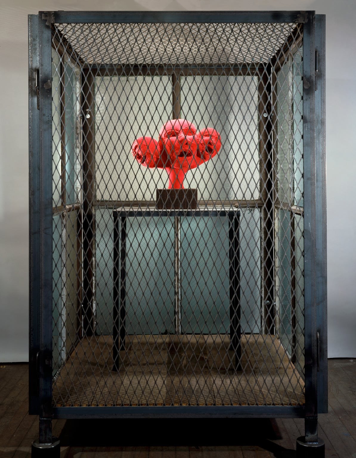 4. Louise Bourgeois, Southampton City Art Gallery - Louise Bourgeois, CELL XIV, 2000. © The Easton Foundation/Licensed by DACS