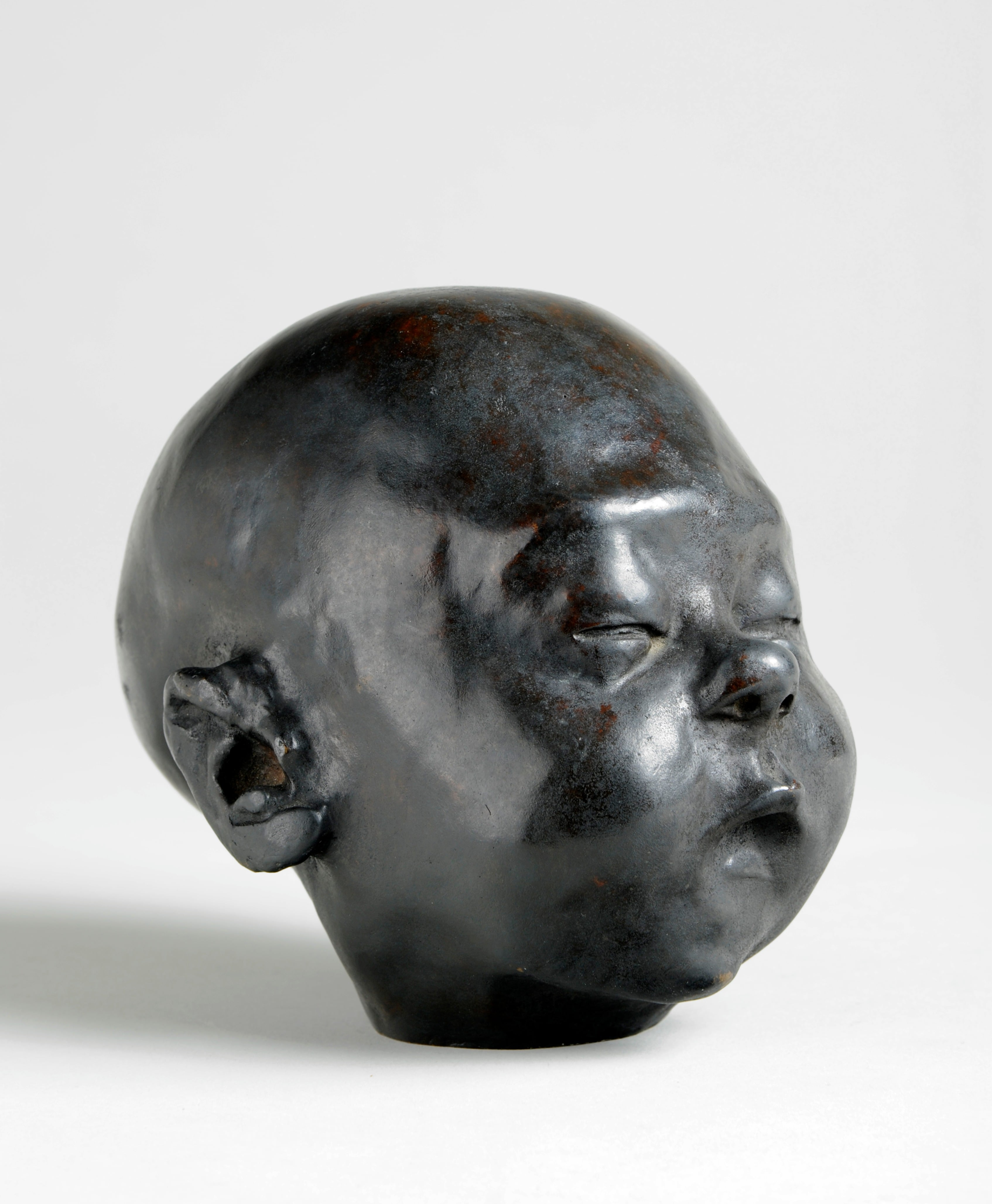 6. Jacob Epstein: Babies and Bloomsbury, Foundling Museum - Sir Jacob Epstein, Baby Asleep, 1904. Courtesy The Foundling Museum