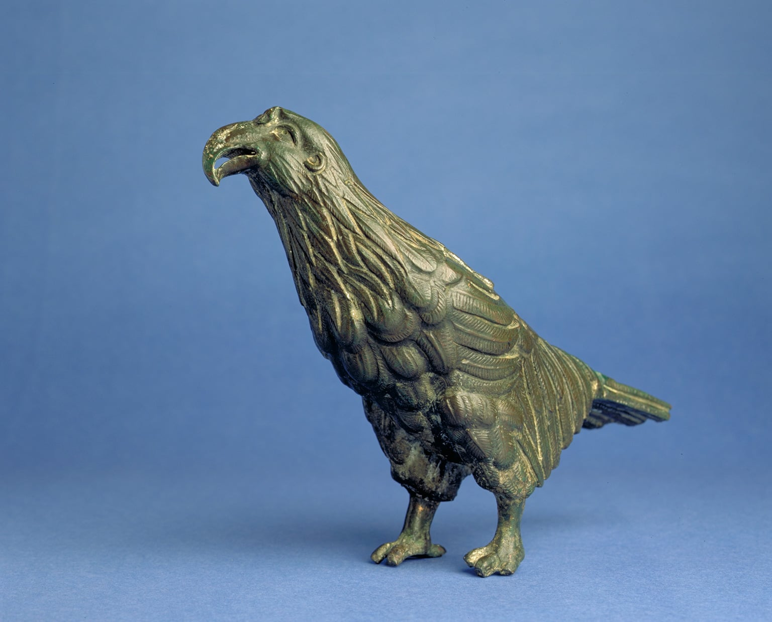 5. Figure of an Eagle, 2nd century AD - Reading Museum