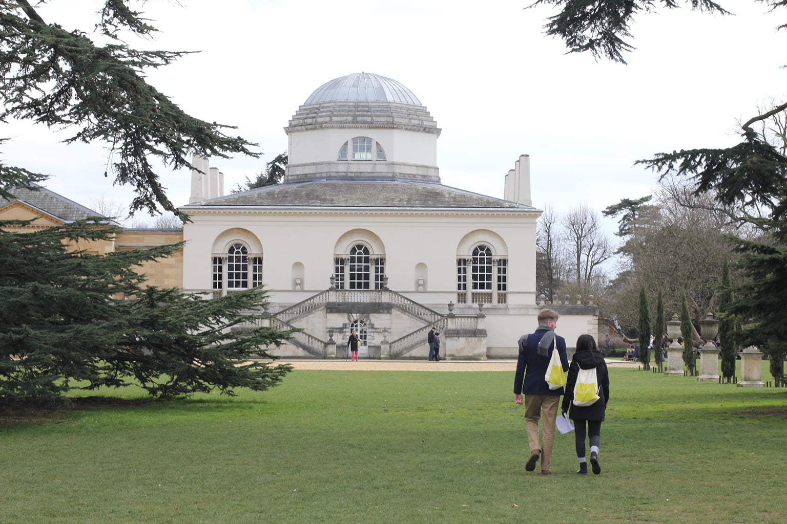 Chiswick House and Gardens -