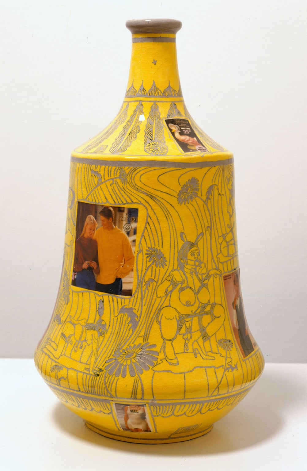 Grayson perry top of the pots news art fund grayson perry good and bad taste 2007 the artist courtesy victoria miro reviewsmspy