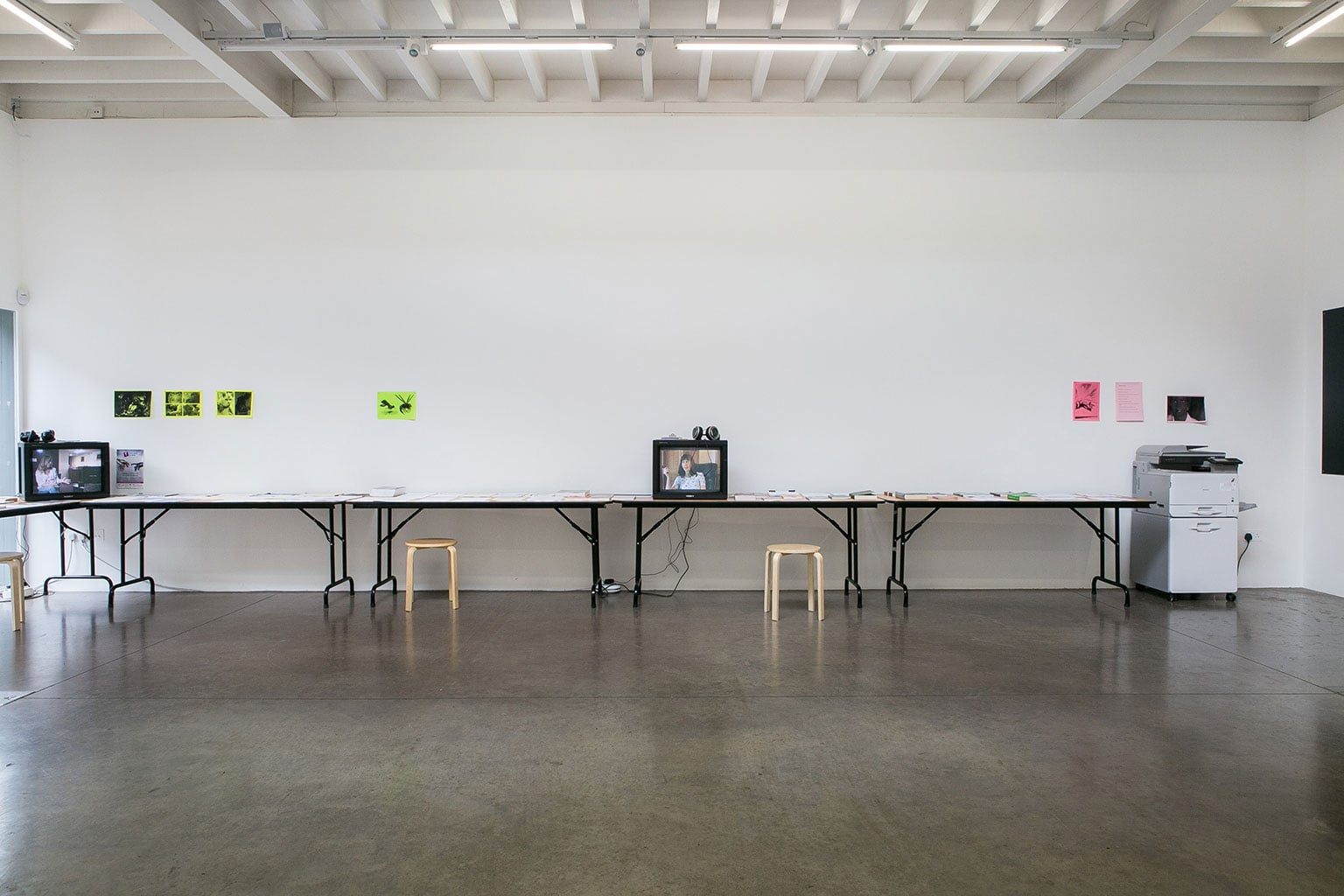 Bonnie Camplin, The Military Industrial Complex, South London Gallery, June 2015