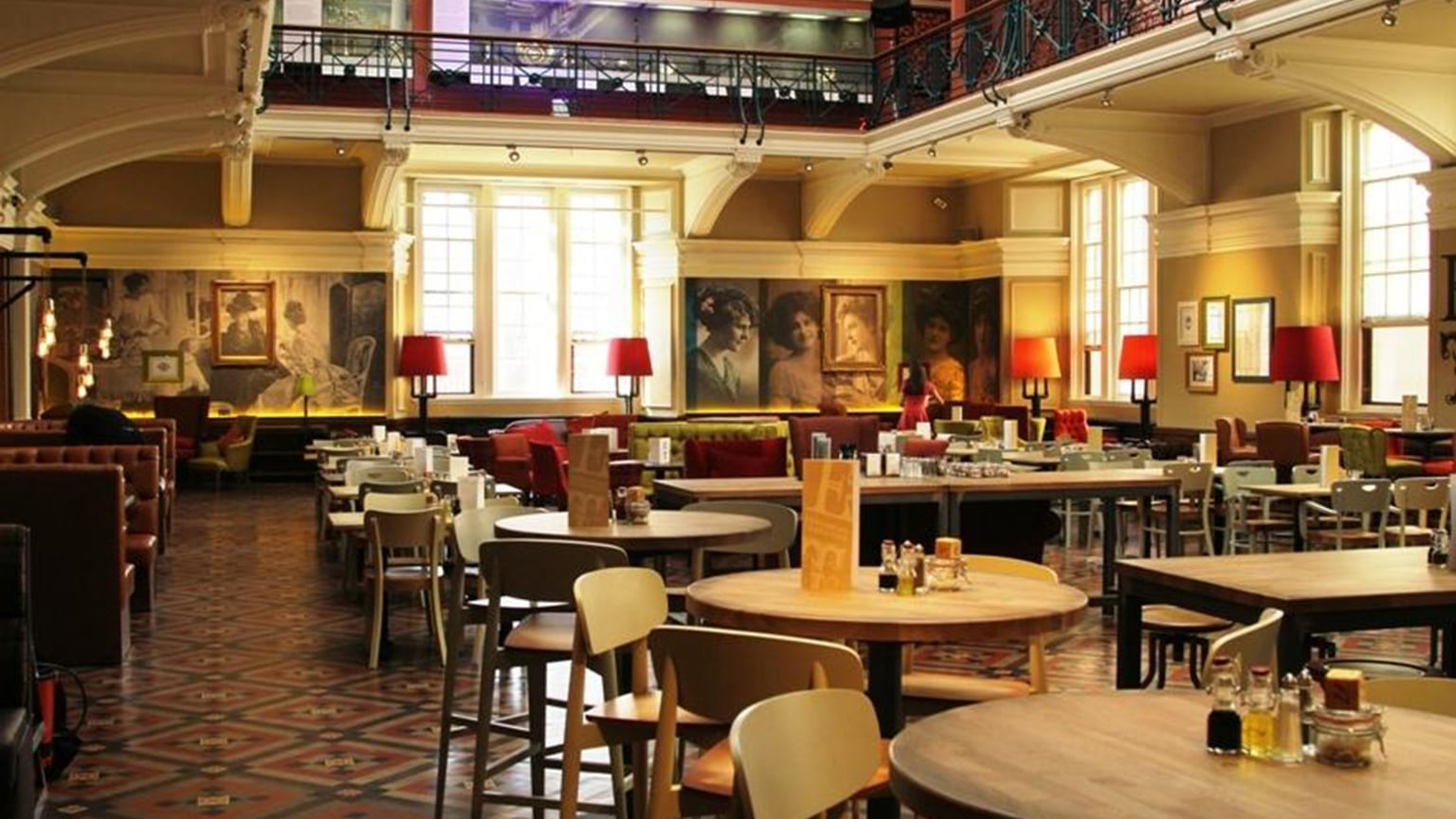 2. The Edwardian Tearooms, Birmingham Museum - 10% off café purchases with National Art Pass