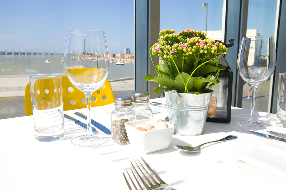 4. Turner Contemporary Cafe, Turner Contemporary, Margate - 10% off café purchases with National Art Pass