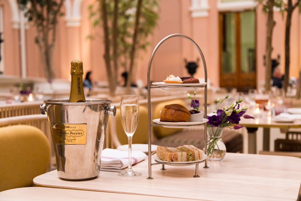 1. The Wallace Restaurant, The Wallace Collection, London -