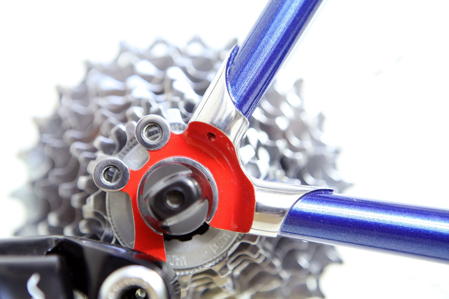 2. Cycle Revolution, Design Museum. 50% off with National Art Pass - Polished Stainless Dropouts, Hartley Cycles