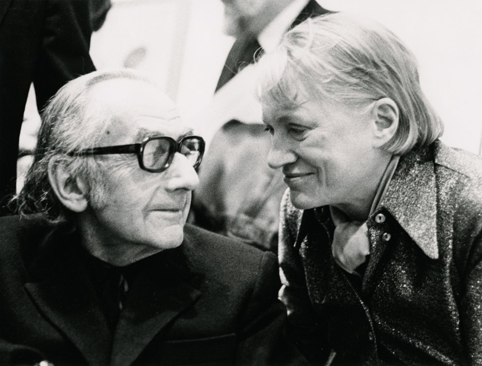 4. Lee Miller and Man Ray, 1975 - Eileen Tweedy/The Roland Penrose Collection
