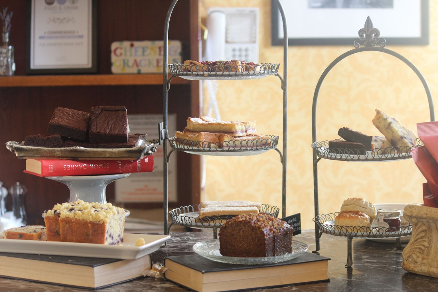 4. The Drawing Room Café, Fulham Palace, London -