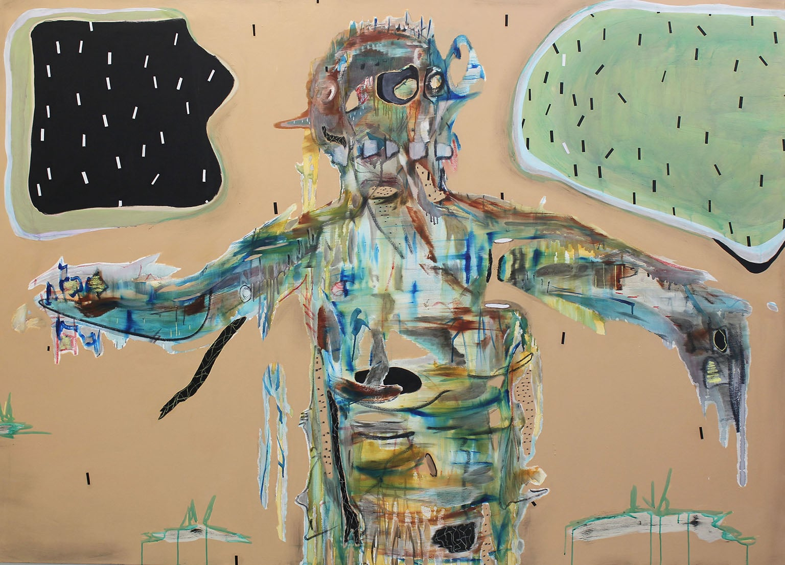 Manuel Mathieu, In the Rain, 2015 - Courtesy of fig-2
