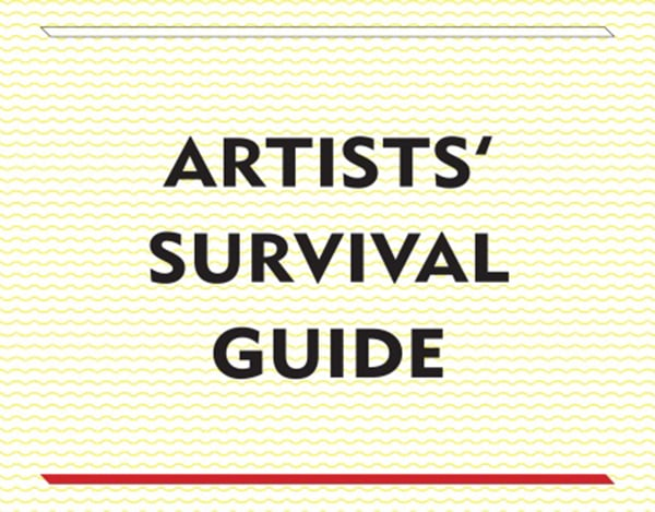 4. Artists' Survival Guide, the Hepworth Wakefield, £9.99 - 10% off shop purchases with National Art Pass
