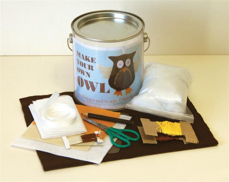 2. Make Your Own Owl, Yorkshire Sculpture Park, £9.99 - 10% off shop purchases with National Art Pass