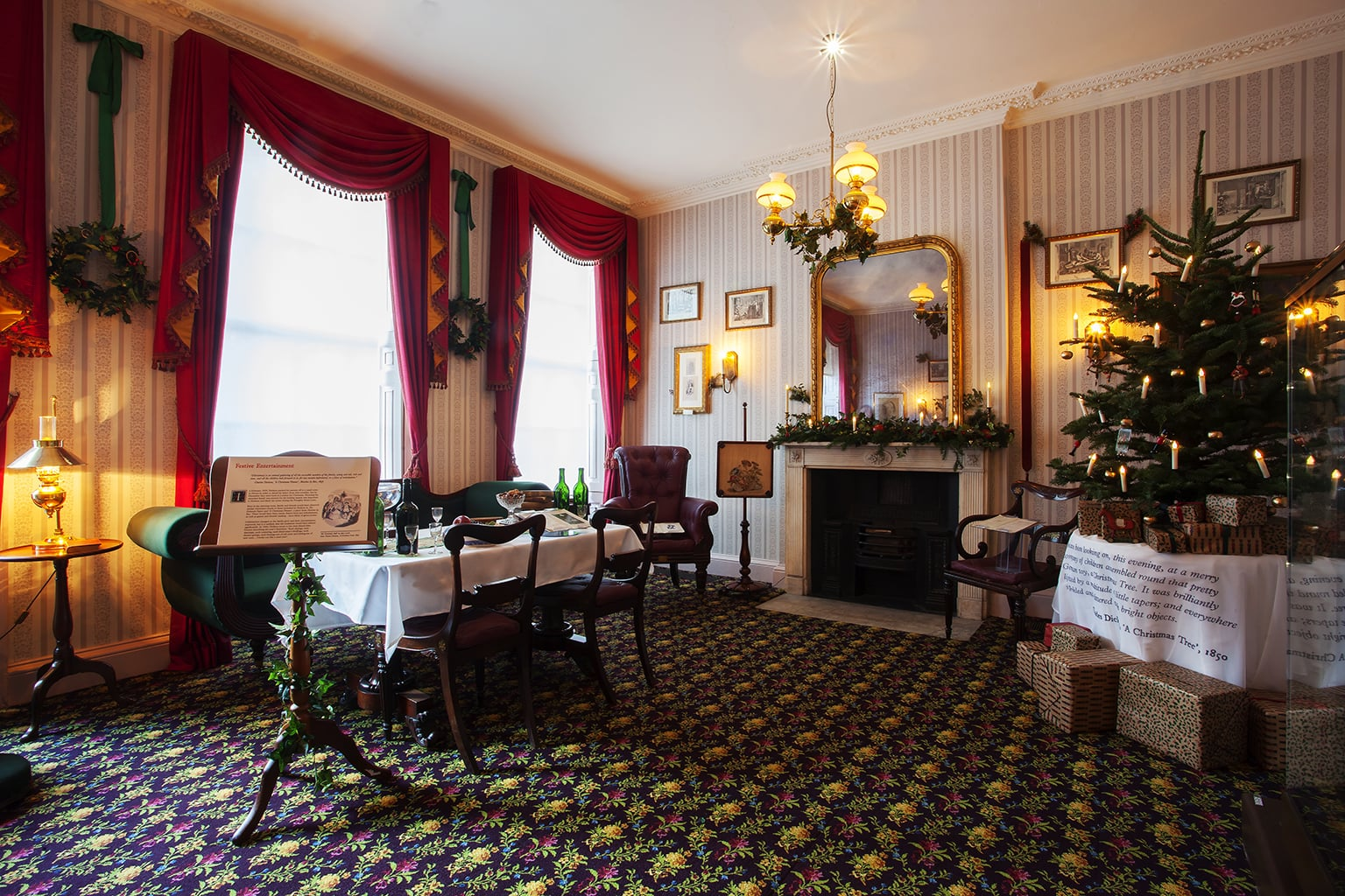 3. Charles Dickens Museum, London. Free with National Art Pass - © Charles Dickens Museum