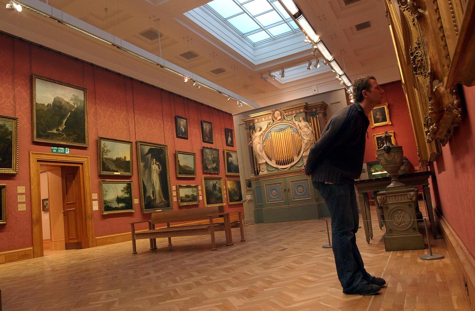 National Museum Cardiff - © Wales News Service