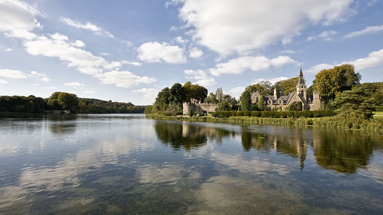 4. Newstead Abbey, Nottinghamshire, Free with National Art Pass -